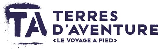 Logo Terdav (bleu foncé)